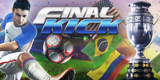 Final kick 2018: Online football 8.0.7 +MOD+DATA