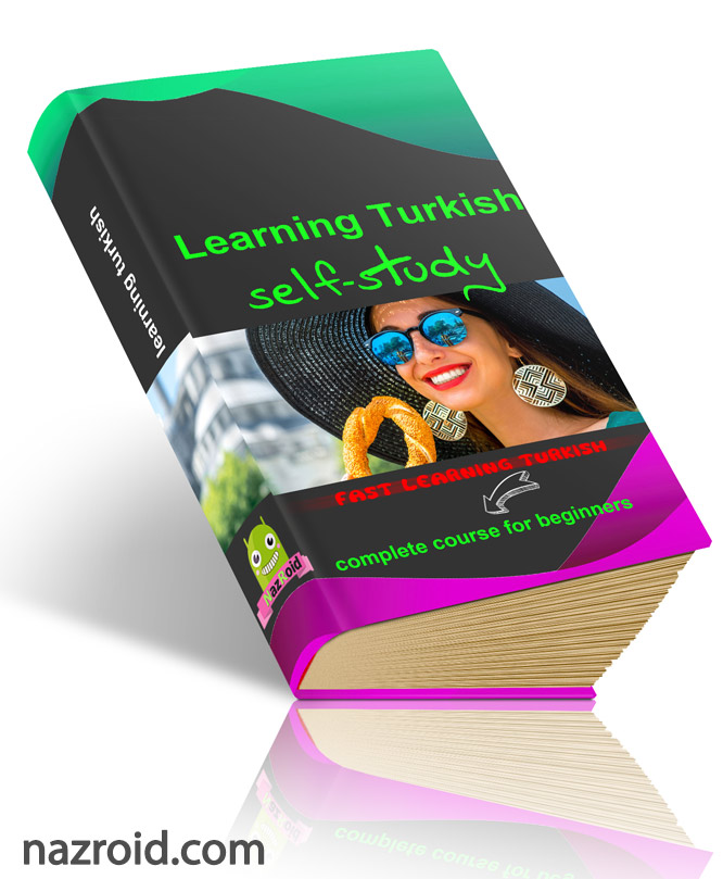 learning turkish self-study course book,learning turkish book,Turkish language book
